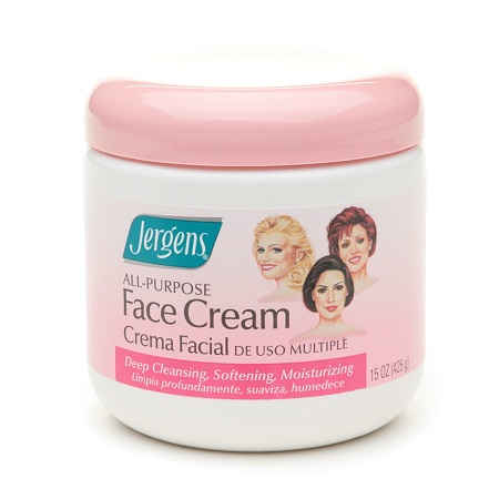 Jergens All Purpose Face Cream - 15 oz