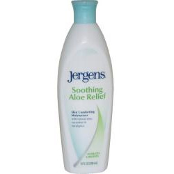 Jergens Soothing Aloe Relief Moisturizer - 10 oz