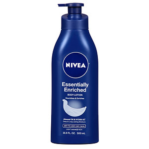Nivea Essentially Enriched Body Lotion - 16.9 oz