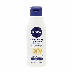 Nivea Skin Firming Hydration Body Lotion with Q10 Plus - 6.8 oz