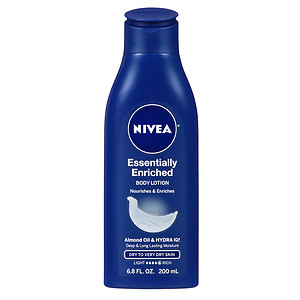 Nivea Essentially Enriched Body Lotion - 6.8 oz