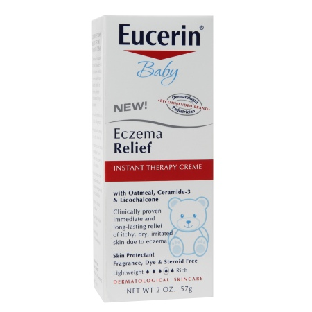 Eucerin Baby Eczema Relief Flare-Up Treatment - 2 oz