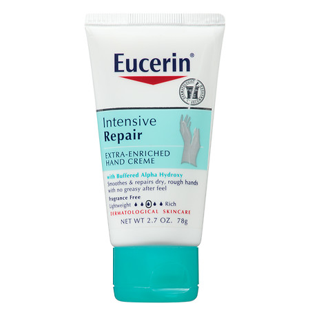 Eucerin Intensive Repair Extra-Enriched Hand Creme - 2.7 oz