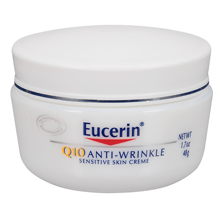 Eucerin Q10 Anti-Wrinkle Face Creme - 1.7 oz