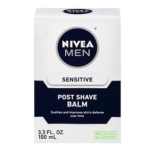 Nivea Men Post Shave Balm, Sensitive - 3.3 oz