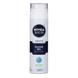 Nivea Men Shaving Gel, Sensitive Skin - 7 oz