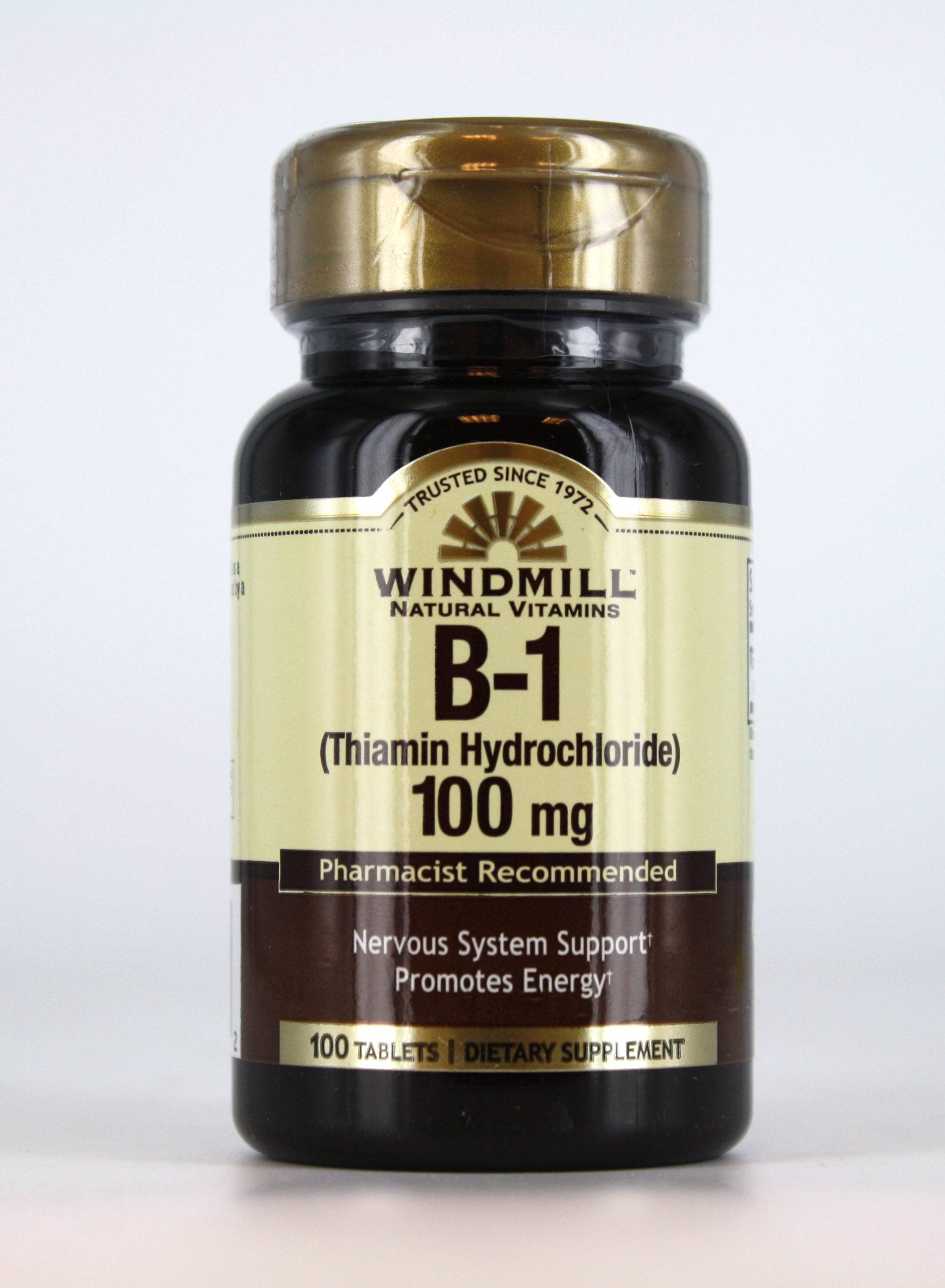 Windmill B-1 100 mg - 100 Tablets