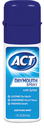Act Dry Mouth Spray w/Xylitol - 1 Fl Oz (29.5 mL)