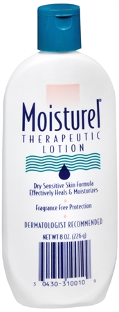 Moisturel Therapeutic Lotion - 8 Oz (226 g)