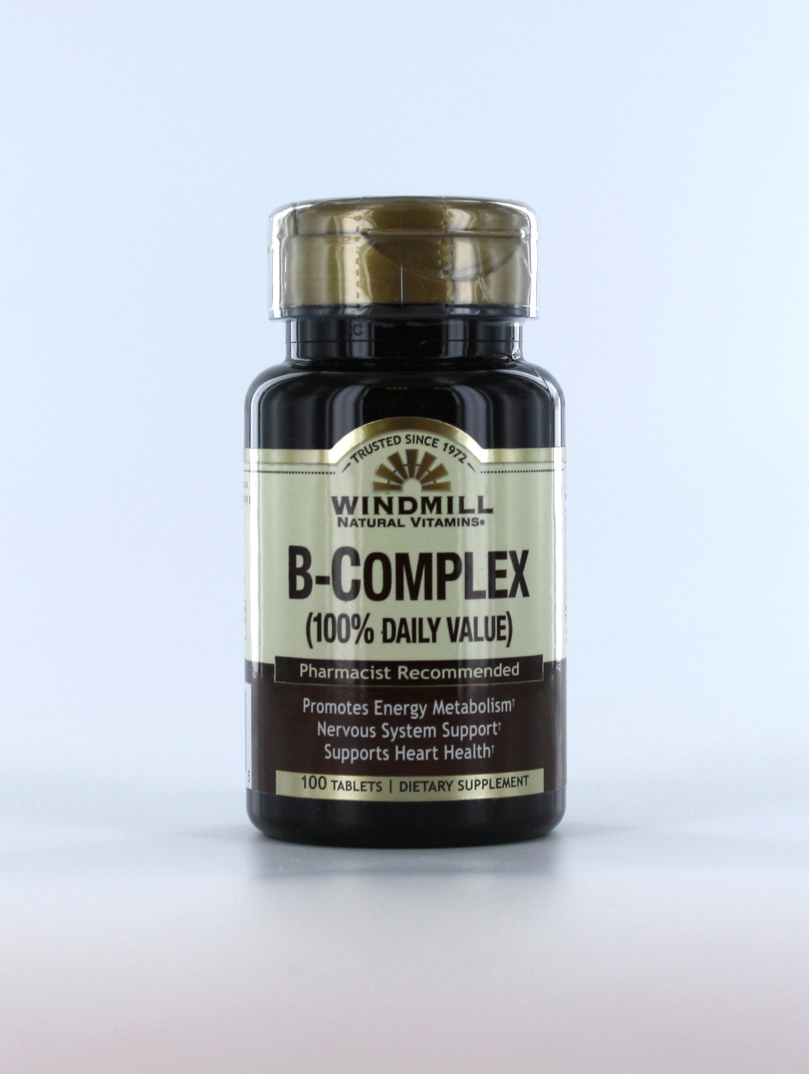Windmill B- Complex - 100 Tablets