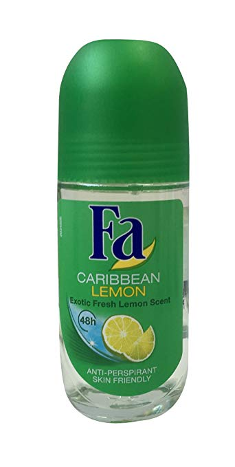 Fa Caribbean Lemon 48h - 50 mL (1.7 Fl oz)