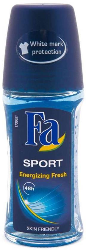 Fa Sport Energizing Fresh - 50 mL