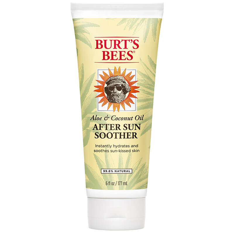 Burt's Bees After Sun Soother Aloe & Coconut Oil - 6 fl oz