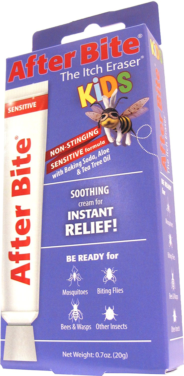 After Bite Kids Non-Stinging Sensitive Formula - 0.7 Oz (20g)