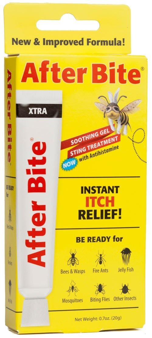 After Bite XTRA Soothing Gel Sting Treatment - 0.7 Oz (20 g)
