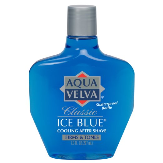 Aqua Velva Classic Ice Blue Cooling After Shave - 7.0 oz