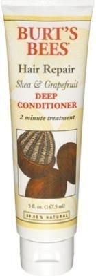 Burt's Bees Deep Conditioner with Shea and Grapefruit - 5 fl oz (147.5 ml)