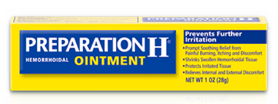 Preparation H Hemorrhoidal Ointment - 1 oz (28 g)