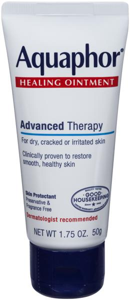 Aquaphor Healing Ointment Advanced Therapy - 1.75 oz