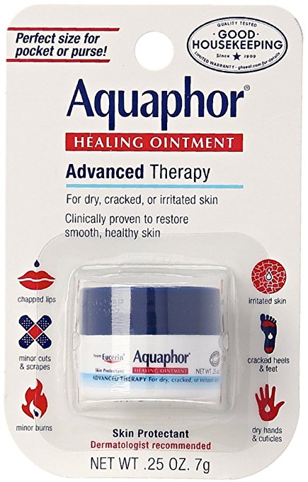 Aquaphor Healing Ointment Advanced Therapy - 0.25 oz (7 g)