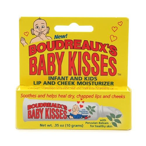 Boudreaux\'s Baby Kisses Infants And Kids Lip And Cheek Moisturizer - 0.35 Oz (10 g)