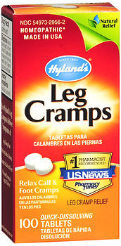 Hyland's Leg Cramps - 100 Tablets