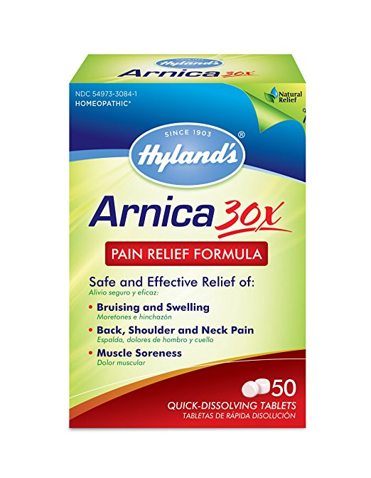 Hyland's Arnica 30X - 50 Quick-Dissolving Tablets