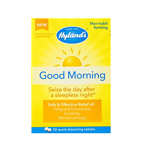 Hyland\'s Good Morning - 50 Quick-Dissolving Tablets
