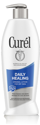 Curel Daily Healing Original Lotion For Dry Skin - 20 Fl Oz (591 mL)