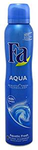 Fa Aqua 48h Fresh Aquatic Fresh Deodorant Spray - 200 mL (6.75 Oz)