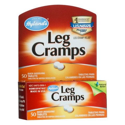 Hyland`s Leg Cramps Quick Dissolving Tablets - 50 Tablets