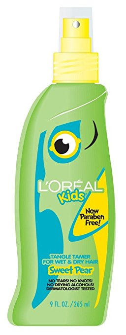 L\'Oreal Kids Tangle Tamer For Wet & Dry Hair Sweet Pear - 9 oz (265 mL)