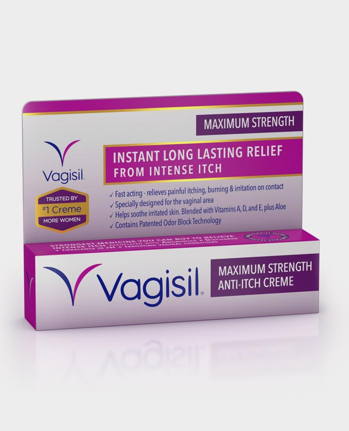 Vagisil Maximum Strength Anti-Itch Creme - 1 oz (28g)