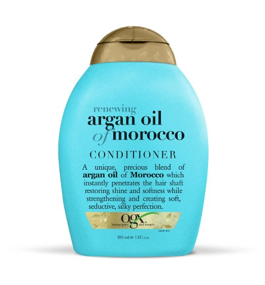 Organix (OGX) Renewing + Argan Oil of Morocco Conditioner- 13 Fl Oz (385 mL)