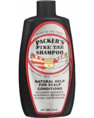 Packer's Pine Tap Shampoo - 8 Oz