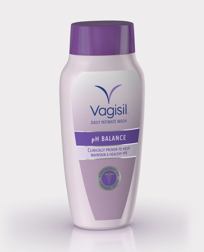 Vagisil pH Balance Daily Intimate Wash - 12 Fl Oz (354mL)