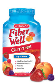 VitaFusion Fiber Well - 90 gummies